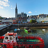 Harborfront, Cobh, County Cork, Ireland