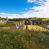 Ruins of Fort Charles, Kinsale, County Cork, Republic of Ireland