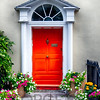 Happy Doorway, Cork, Ireland