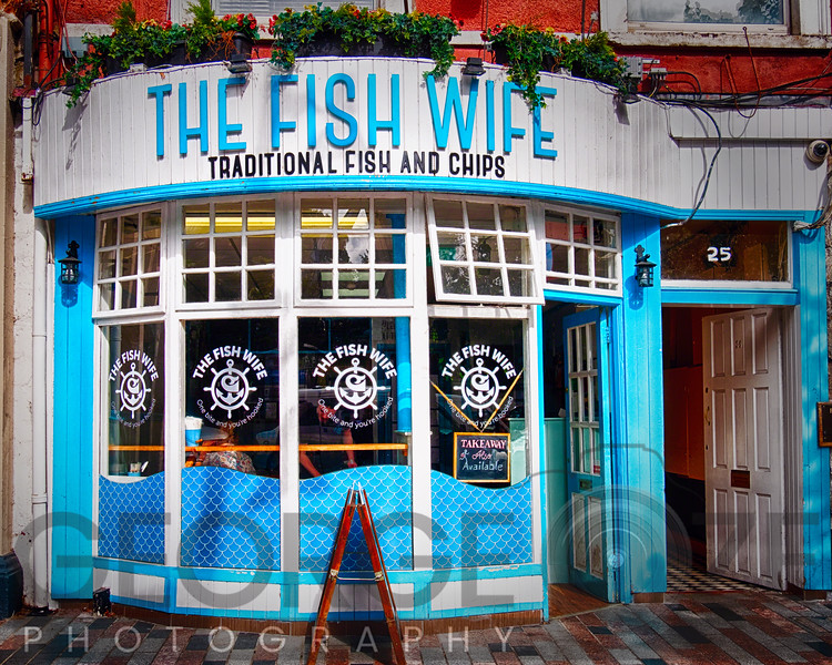 The Fish Wife Entrance, Cork, Ireland