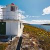 Small Lighthouse in Kinsale Bay, County Cork, Ireland