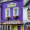 Colorful Building Facades in Cork ,Ireland