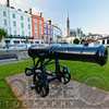Cannon in Kennedy Park, Cobh City, County Cork, Ireland