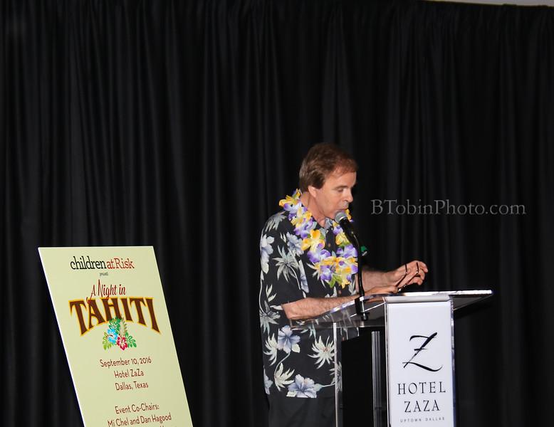 Children At Risk: A Night in Tahiti - Dallas
