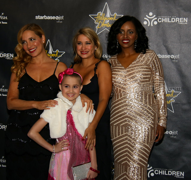 2014 Hollywood Domino Dallas for Make A Wish