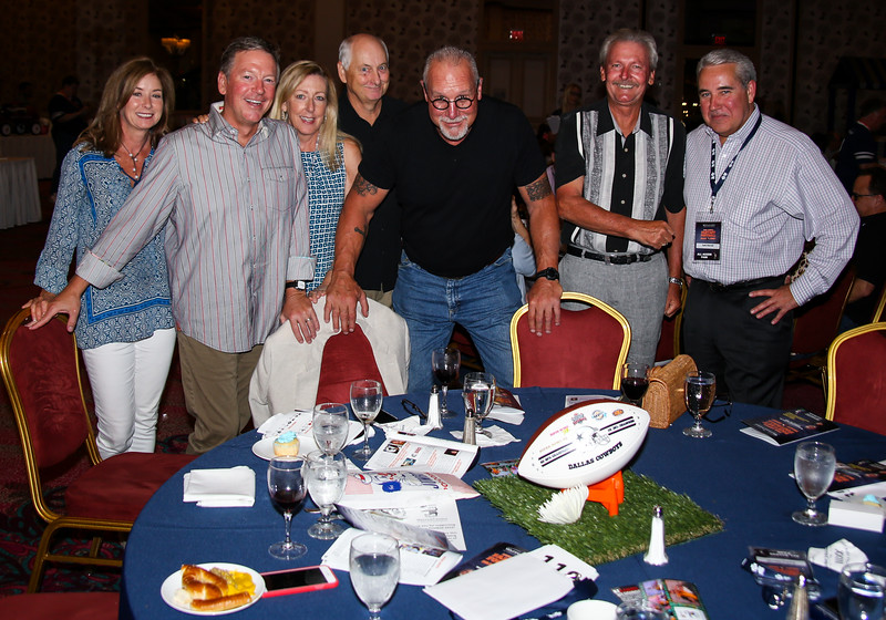 23rd The Warren Center Annual Fantasy Football Draft Night