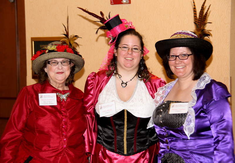 2015 Buns and Roses Tea for Literacy
