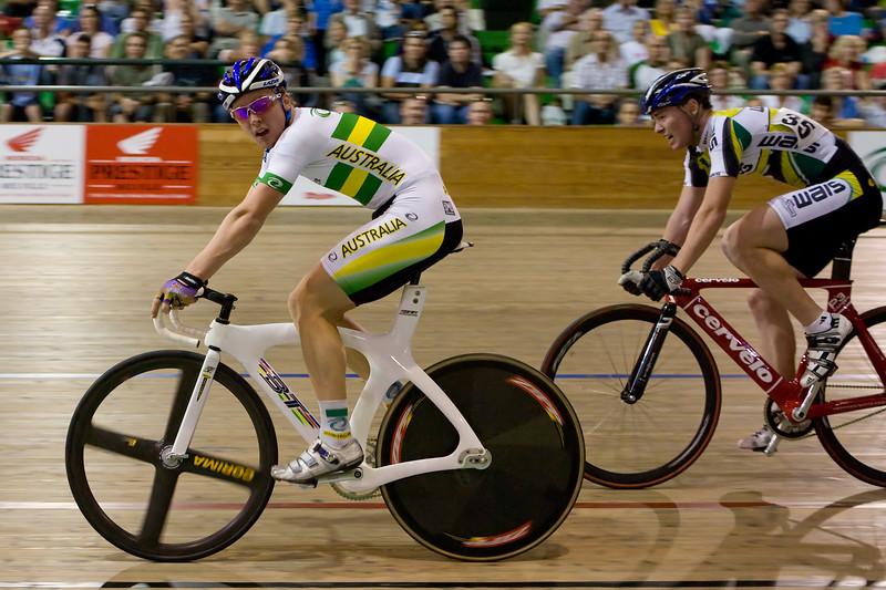 Travis Meyer (WA, Aus) and Doug Repacholi (WA, Aus)