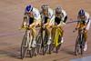 Australian team, 4km Team Pursuit.