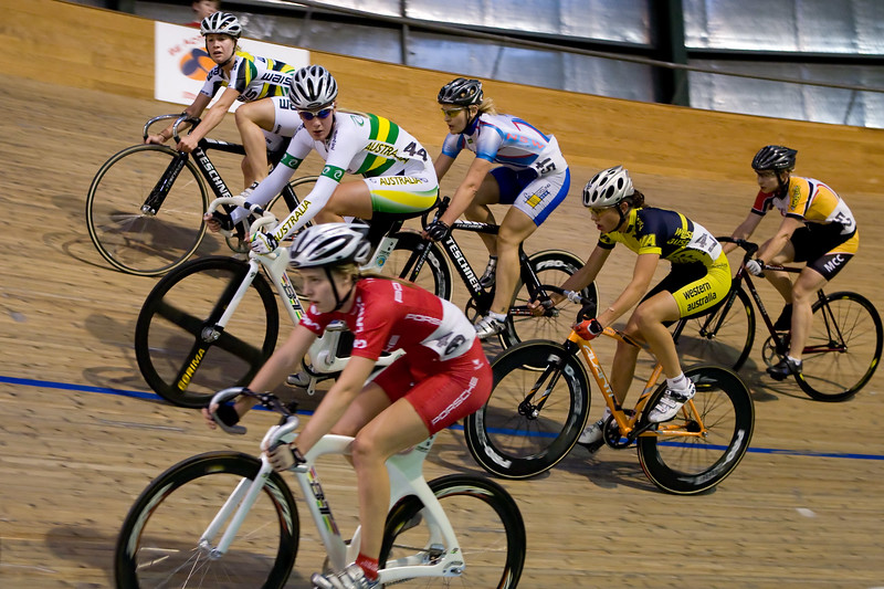 Women's Scratch Race