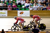 Chris Hoy (Scot) vs Matt Crampton (Eng)