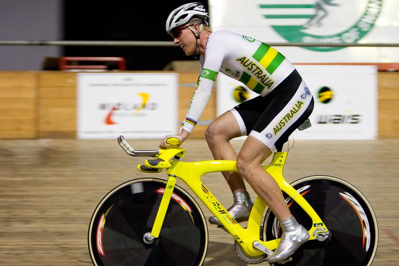 Peter Dawson (WA, Aus), 4km Team Pursuit.