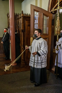 AJ AOH Vigil for Priests 1003