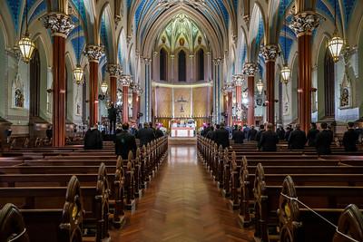 AJ AOH Vigil for Priests 1012