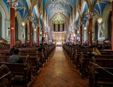 AJ AOH Vigil for Priests 1022