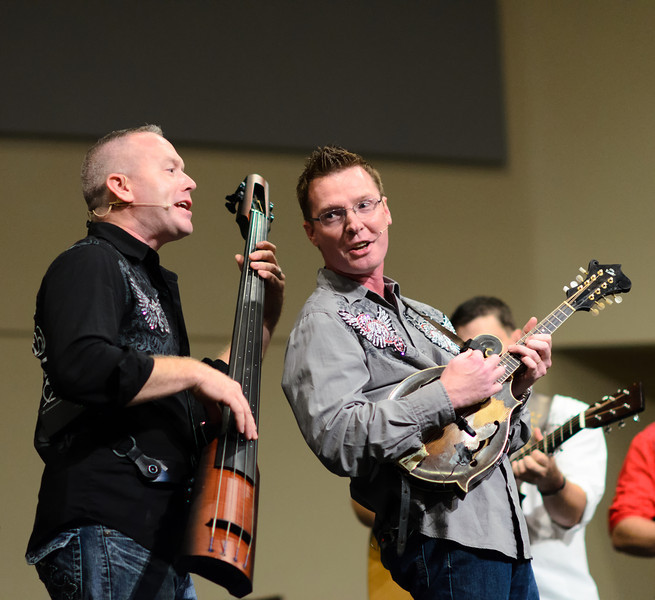 Darrell Webb Band, Seymour Heights Christian Church, August 26, 2012