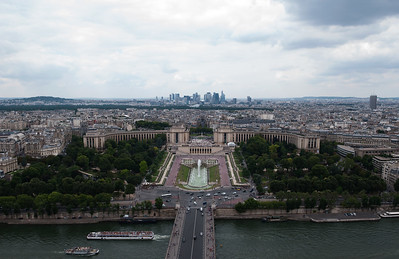 from Eiffel Tower | Paris