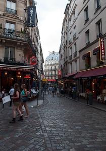 Rue de la Harpe | Paris