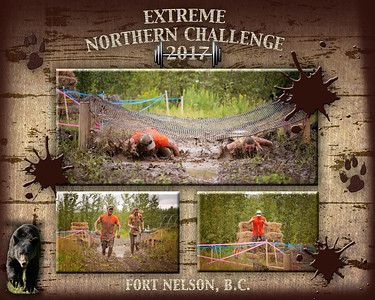 Extreme Northern Challenge template