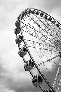 The wheel of Brisbane 2014