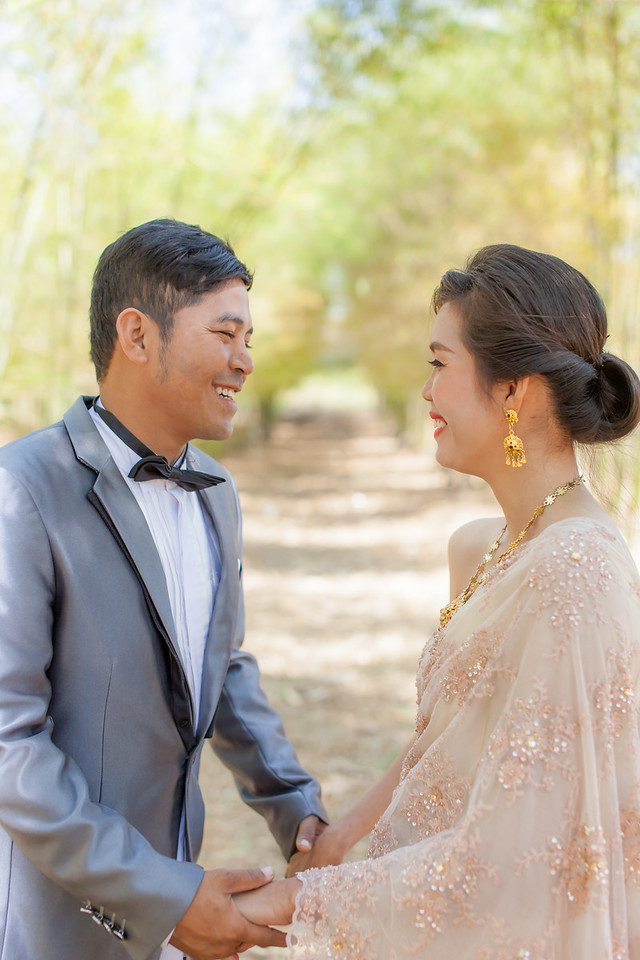 Rung and Ton's Wedding