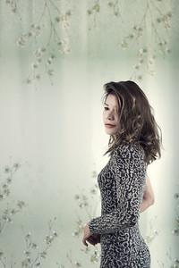 Tae - Green Sakura shoot
