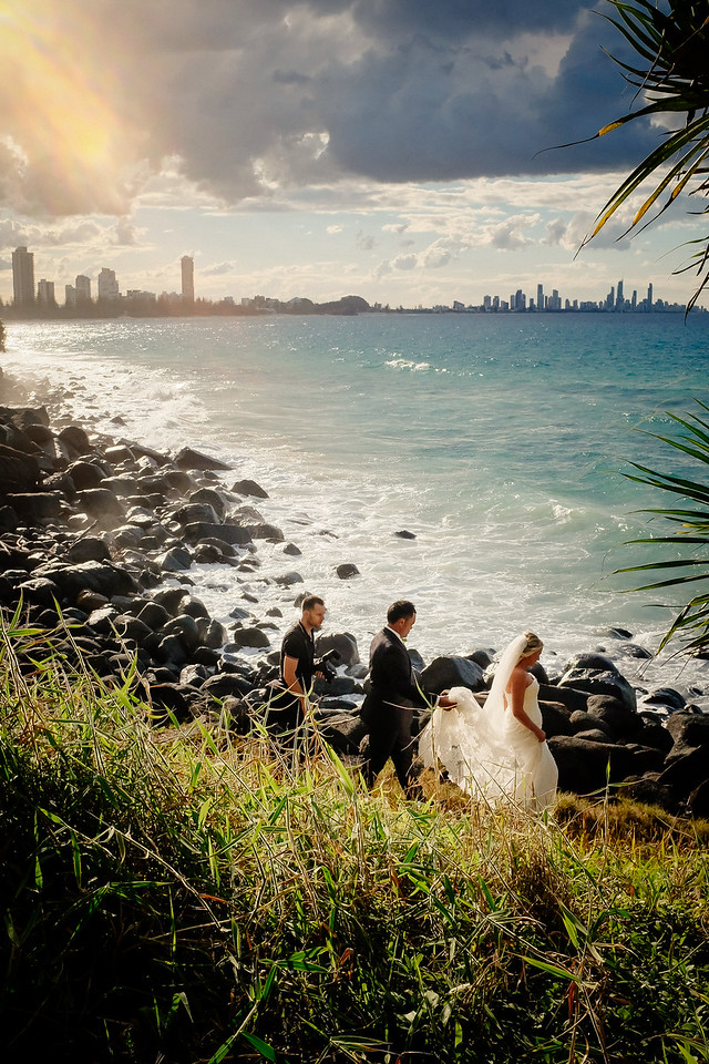 Wedding photographer - in pursuit of the moment.
