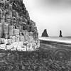 Reynisdrangar Sea Cliffs
