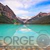 Lake Louise Tranquility , Banff National Park, Alberta, Canada