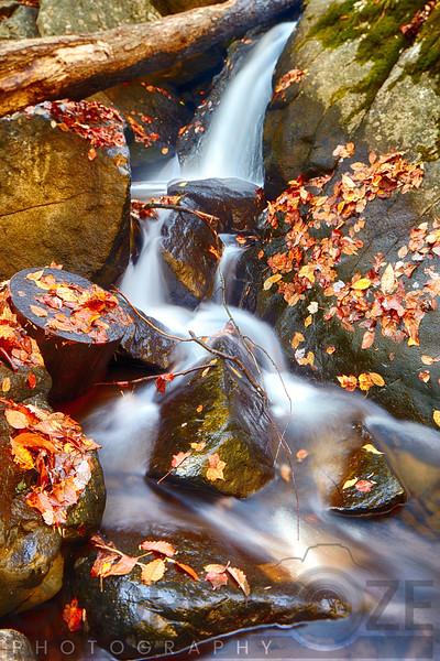 Fall Cascade of the Black River