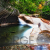 Granite Pool at the Basin, Franconia Notch State Park, New Hamps
