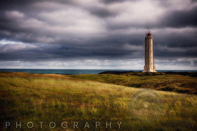 Lighthouse on the Snaefellsnes Peninsula, Iceland