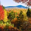 White Mountains Autumn Colors, New Hampshire