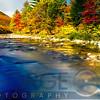 Silky Saco River Autumn Scenic I