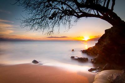 Beth's Last Sunset