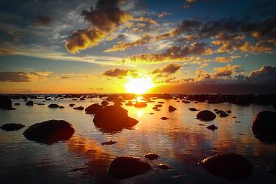 Kahana Sunset