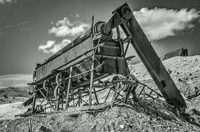 Sulfur Mine