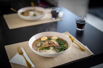 Noodle Soup - Testing RF 50 f1.2