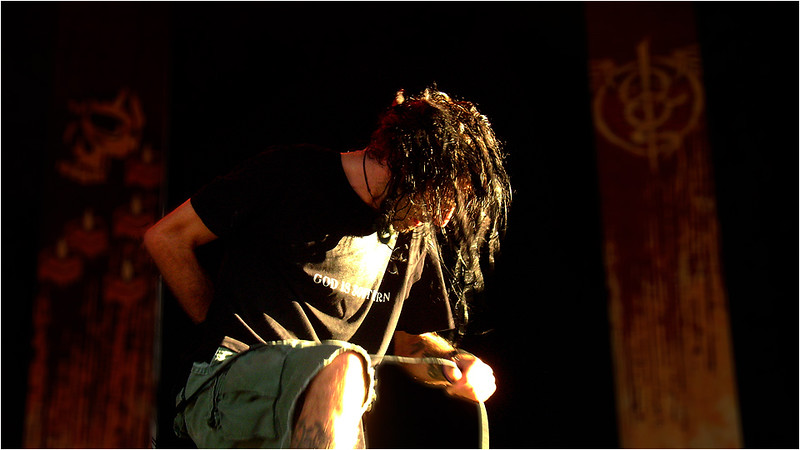 Randy Blythe  |  Lamb of God