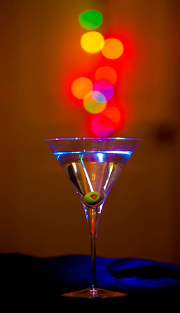 11/30 - I'll have a dry Martini with lights please!