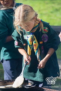 1st Claygate Cubs Party