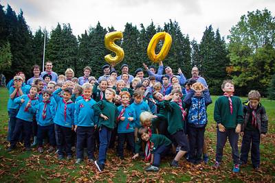 9th Walton 50th Birthday Party