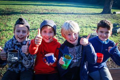 9th Walton Cubs - Autumn Camp