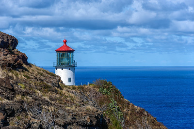 Makapu'u Lighthouse, Oahu, Hawaii
