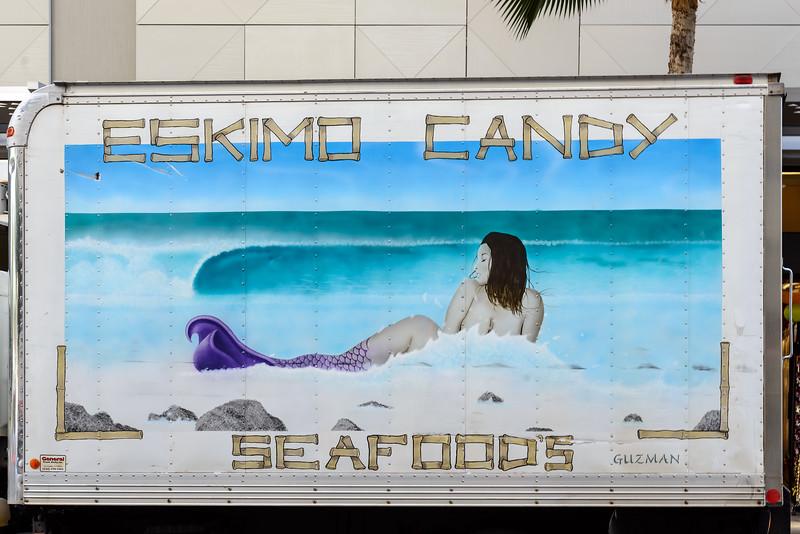 Eskimo Candy Seafoods, Honolulu, Hawaii