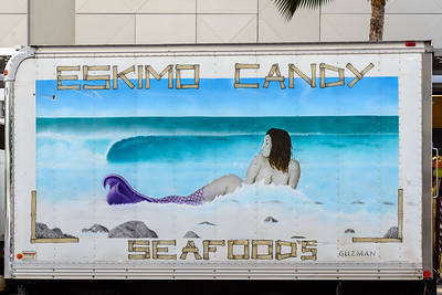 Eskimo Candy Seafoods, Honolulu, Hawaii