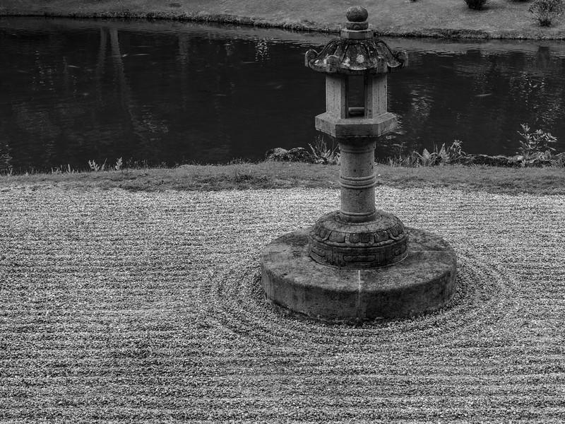 Byodo-In Temple Garden, Hawaii