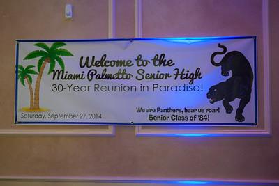 Miami Palmetto HS 30th Reunion Class of 1984