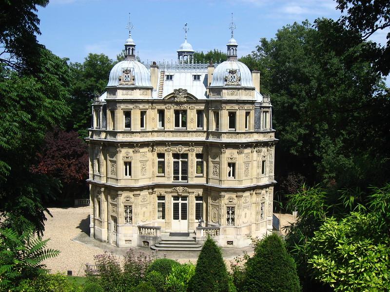 Maison Dumas, Château de Monte-Cristo, Marly le Roi, France