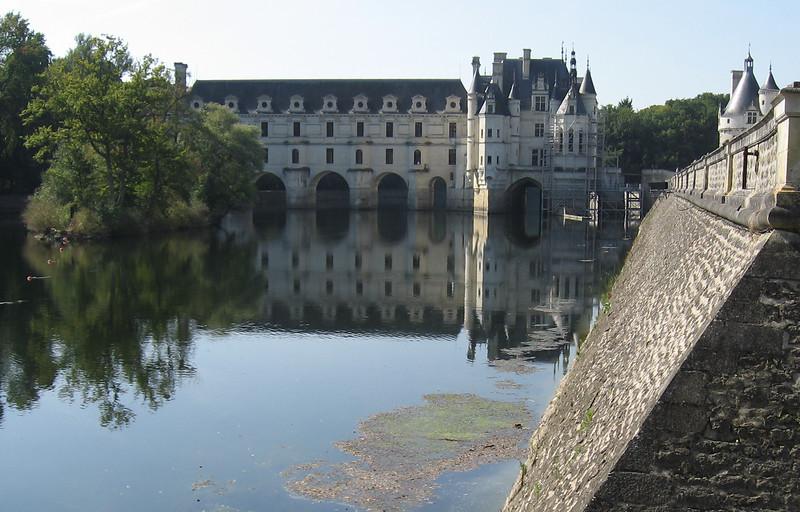 Chenonceau castle Loire Valley, France